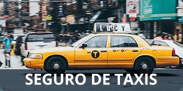 Seguro de taxis - DS Broker de Seguros