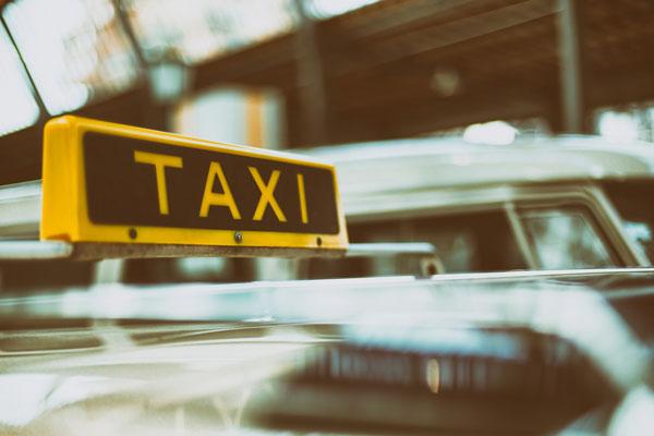 El mejor seguro para tu taxi