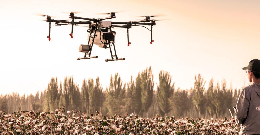 Pon un drone en tu evento