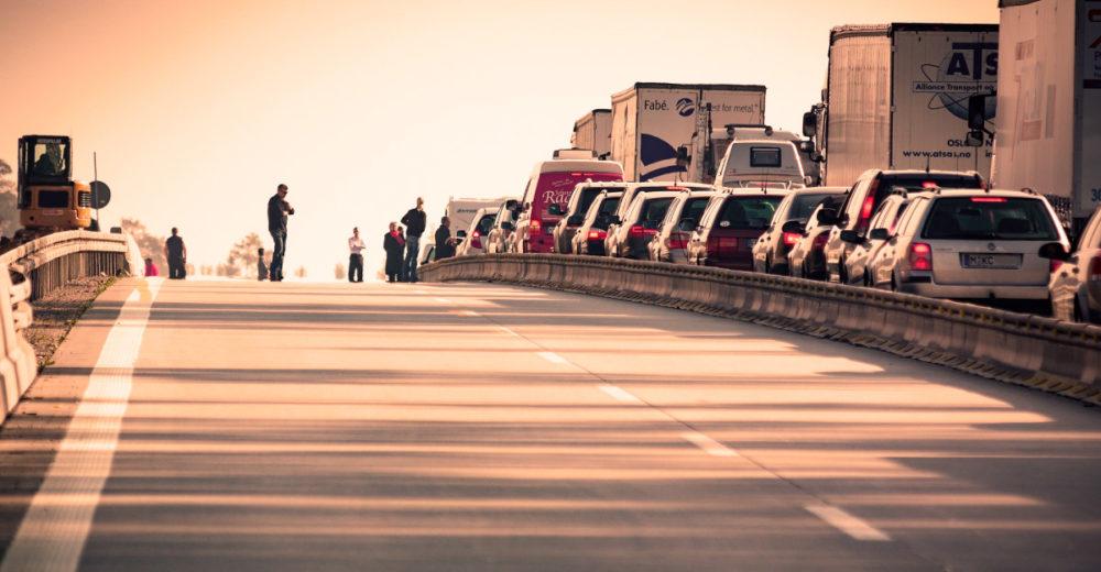 Llega el verano y con él, el aumento de tráfico en la carretera