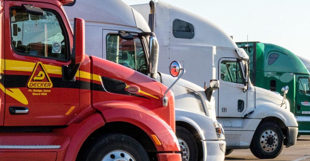 ¿Por qué contratar un seguro de camión?